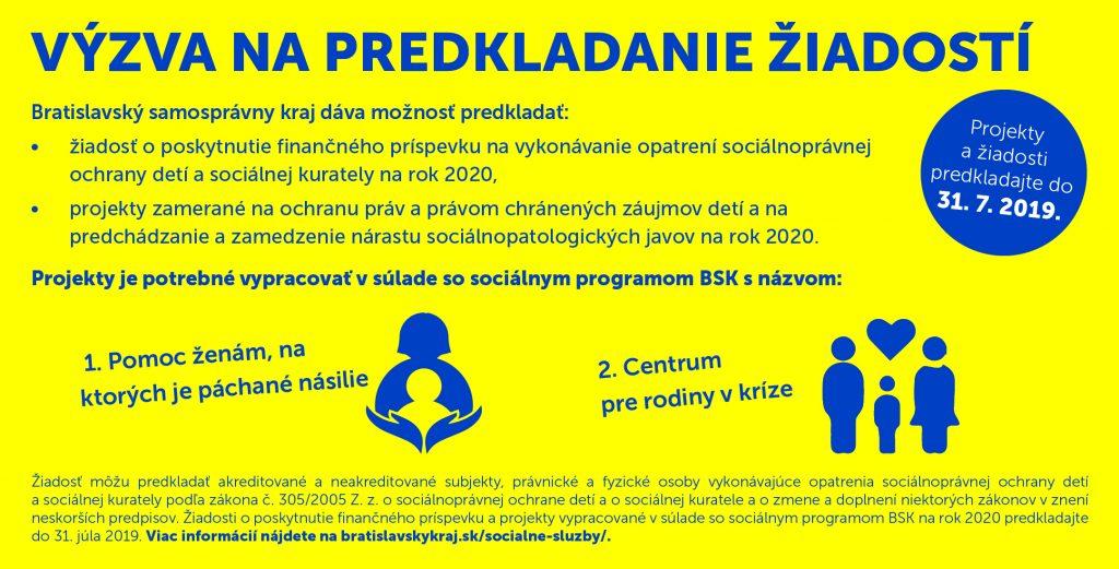 ce84cf81fc Získajte príspevok zo sociálneho programu - Bratislavský samosprávny ...