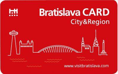 Tipy na výlety s Bratislava CARD City & Region