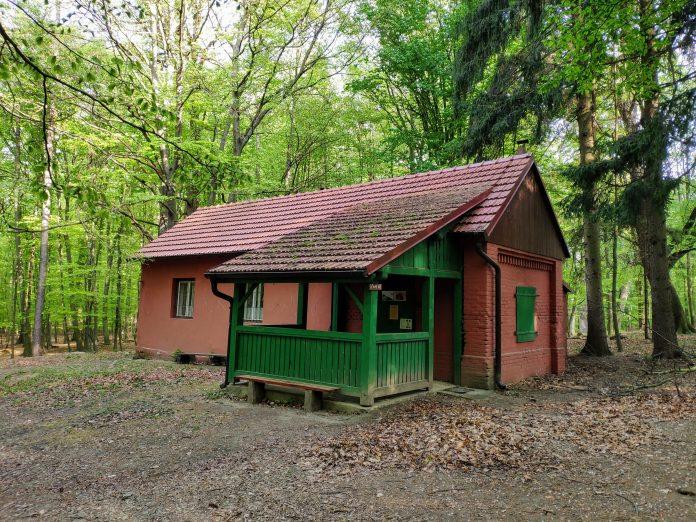 Červený domček