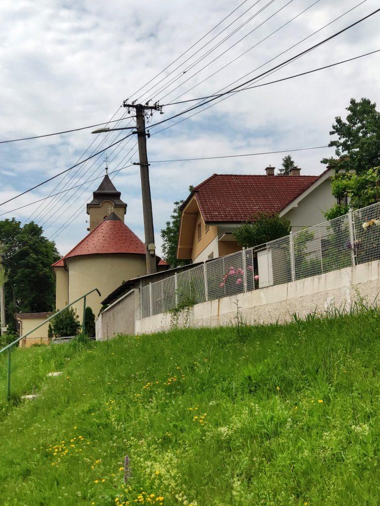 Kostol sv. Barbory v Plaveckom Podhradí