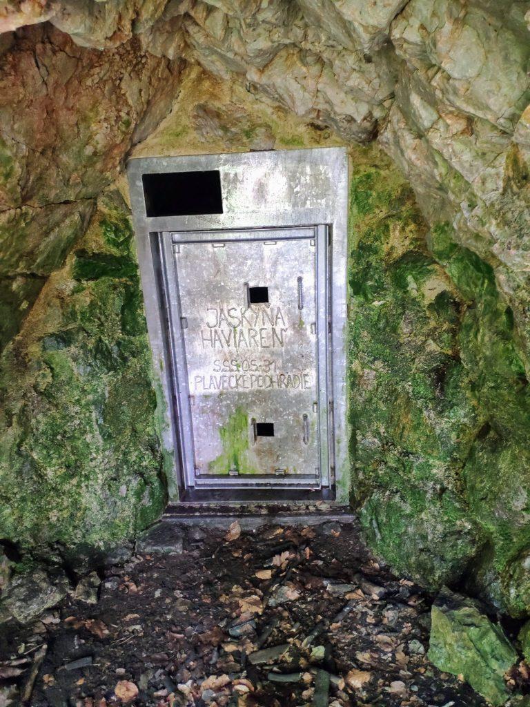 Jaskyňa Haviareň pod Vápennou