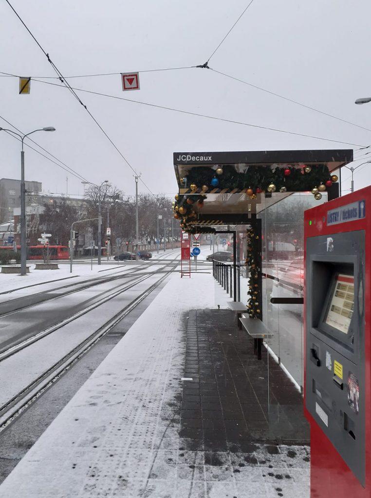 Šafárikovo námestie. Autorka foto: Anka Jašeková