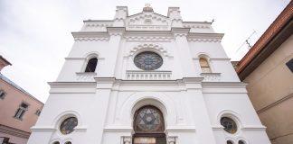 Rekonštrukcia synagógy v Senci sa blíži do finále. Pamiatku obnovuje Bratislavský kraj.