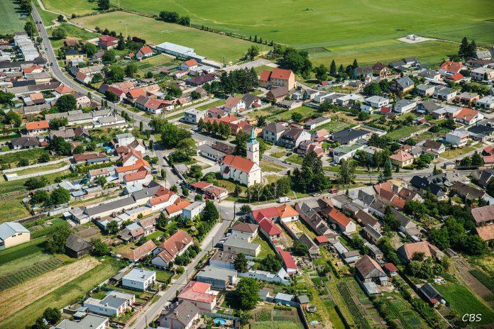 Kostolište pôsobí ako dedinka z románov či pohľadníc.