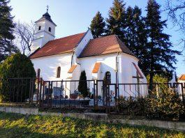 Limbach, kostolík na cintoríne
