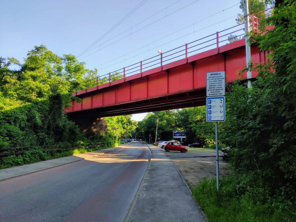 Červený most