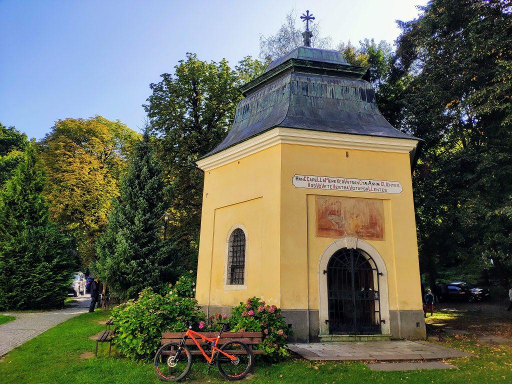 Kaplnka svätej Anny