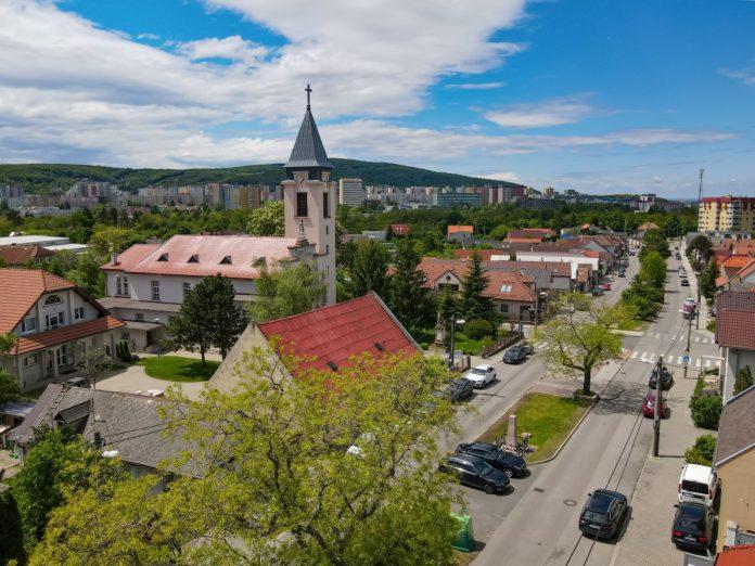 Mestská časť Lamač