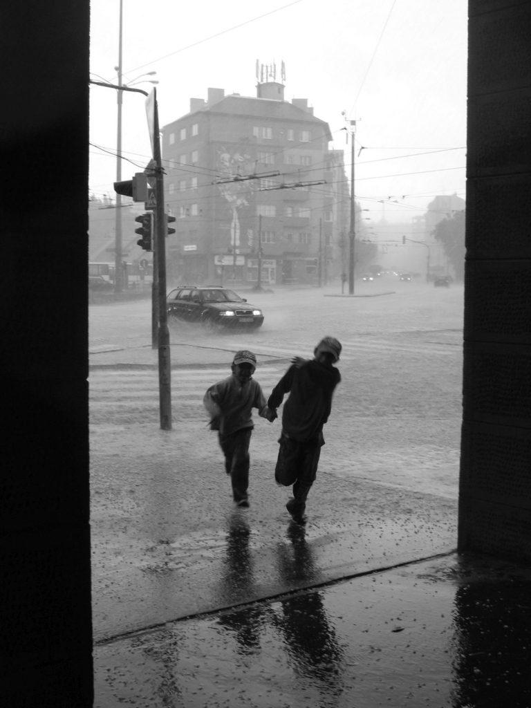 Dážď, Irina Adamová, 1. miesto
