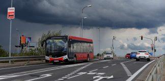 V hlavnom meste pribudnú ďalšie BUS pruhy.