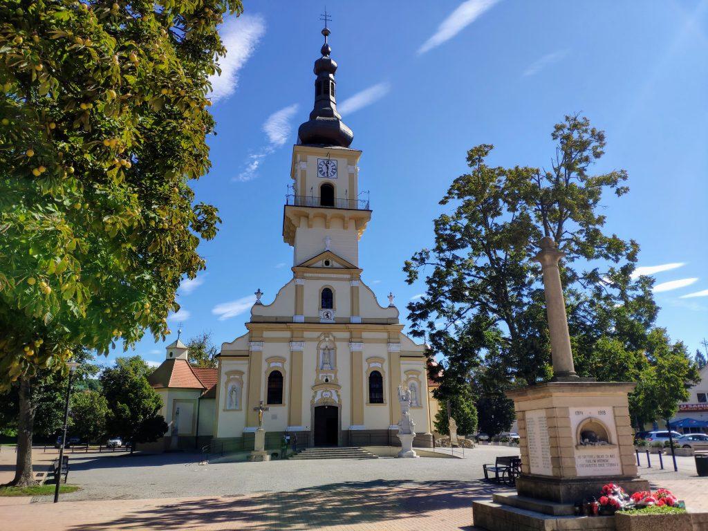 Stupava, kostol sv. Štefana