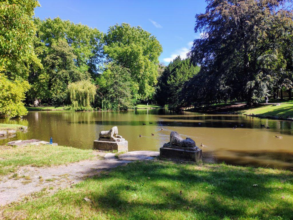 Kaštieľsky park