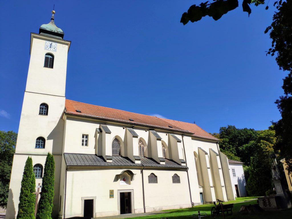 Marianka, kostol Narodenia Panny Márie