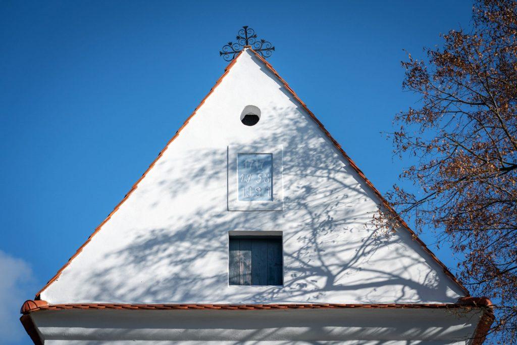 Kaplnka Umučenia – Chválanská kaplnka v obci Studienka