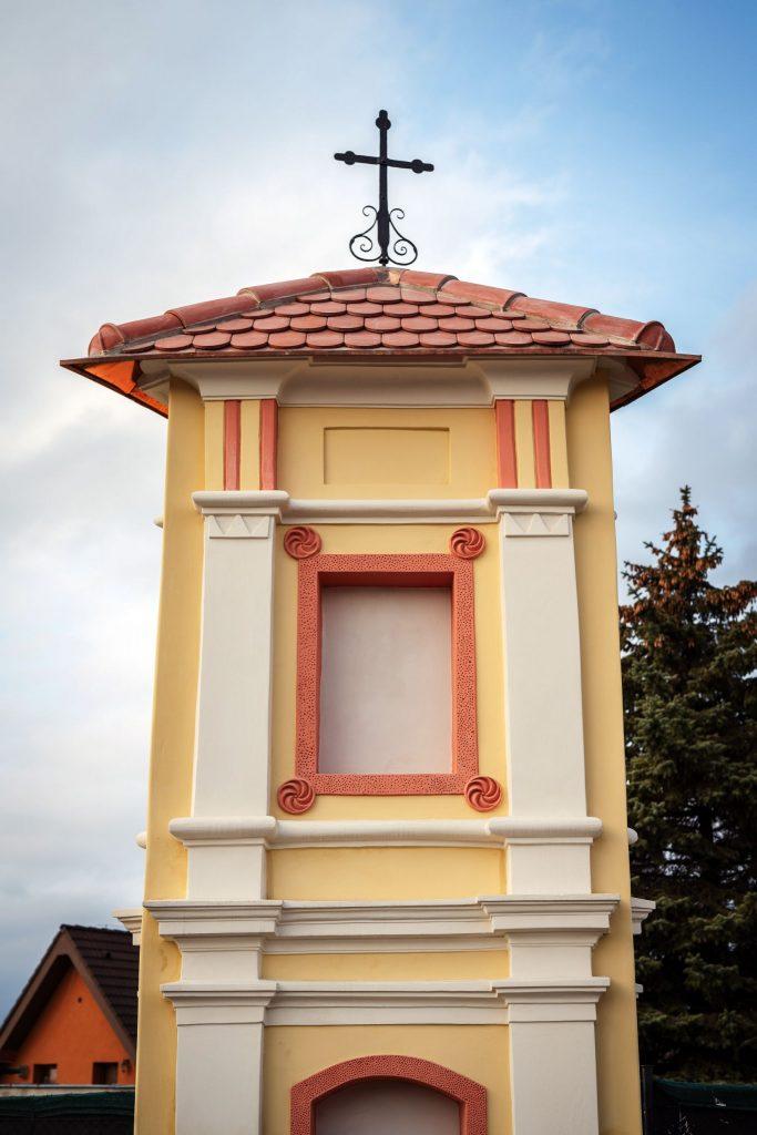 Božia muka Najsvätejšej Trojice v Moste pri Bratislave