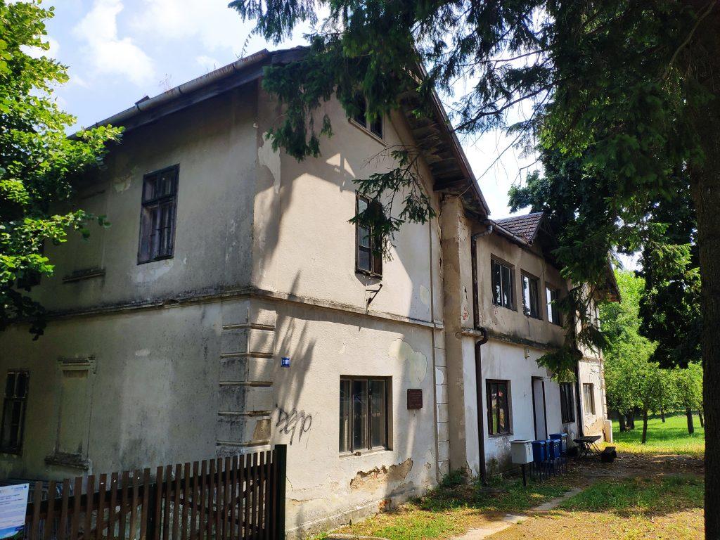 Huncokársky dom
