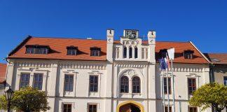 Historická radnica vo Svätom Jure