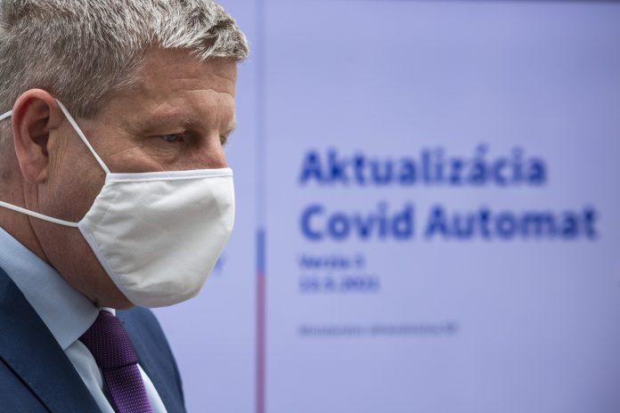 Minister zdravotníctva Vladimír Lengvarský, foto: TASR